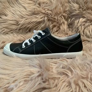 Black Josef Seibel sneakers